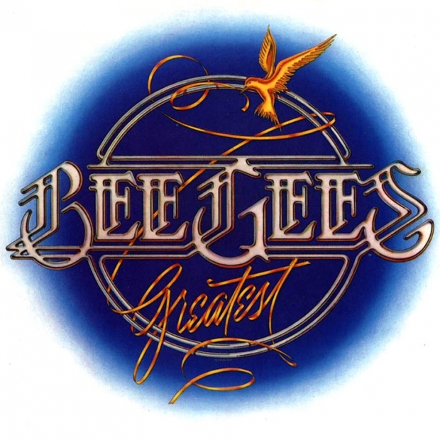 Bee Gees Greatest Delantera